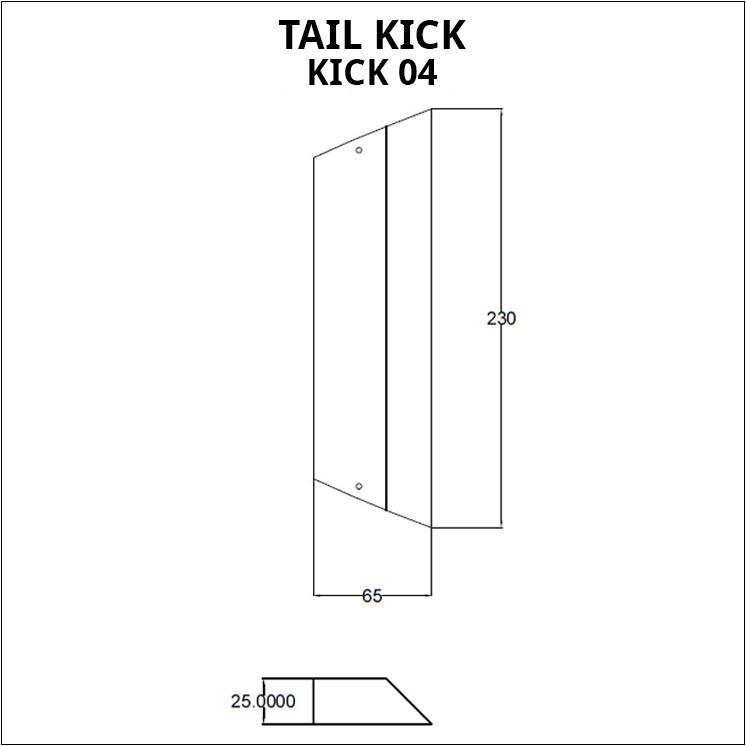board kick pad